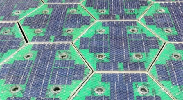 World's First Solar Road