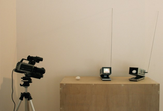 Three Eggs Hyundai Tate Modern Artwork Partnership 2 New Tate Modern Exhibit