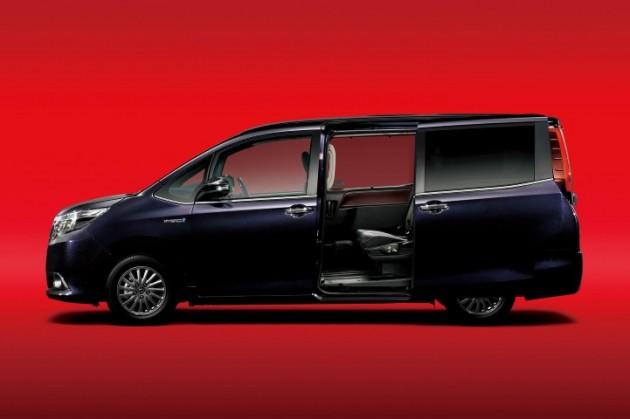 Toyota Esquire Minivan