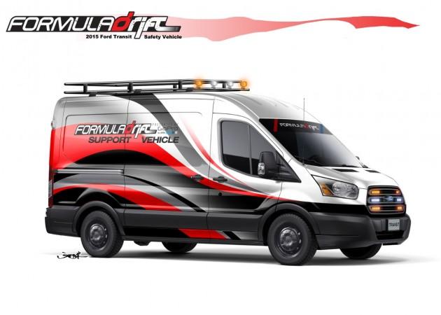 Custom Transit Vans