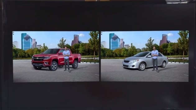 Chevy Hosts Truck Focus Groups to Prove that Driving a Truck Is Better