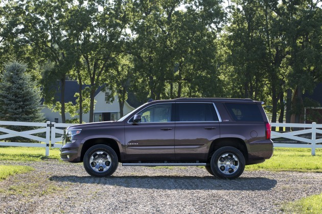 TrueCar Gives 2015 Tahoe a 2015 ALG Residual Value Award