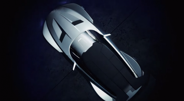 Vision Gran Turismo Subaru Viziv