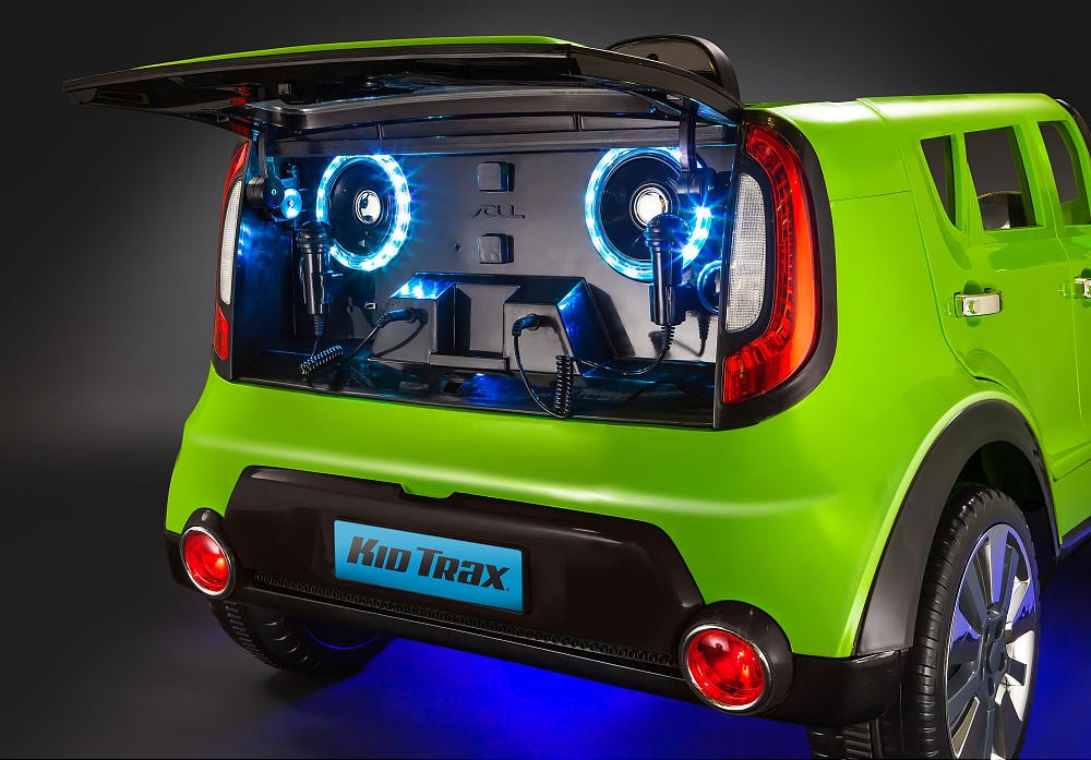 Buy A Kia Sing A Long Soul For Your Little Brat This
