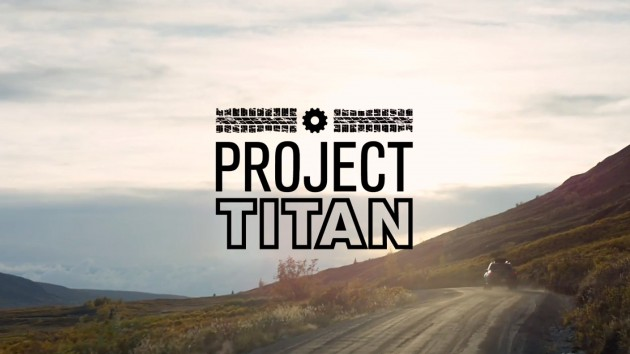 Project Titan short film