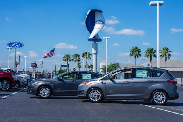 Ford Dealers to Adopt Windy System for Renewable Energy