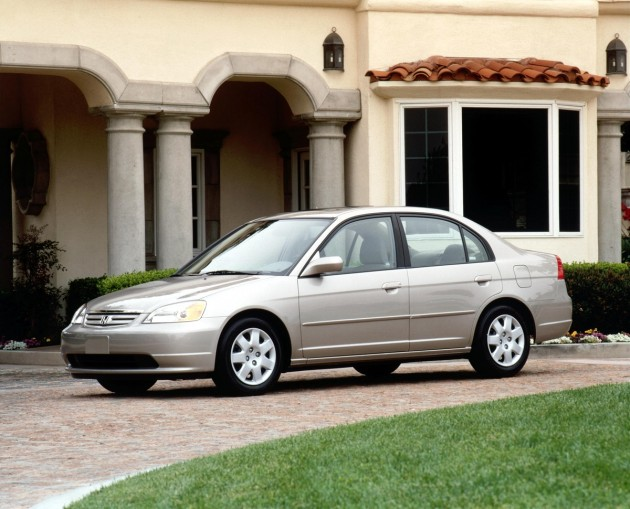 Today the Honda airbag recall expands to 5.4 million vehicles, including this 2002 Honda Civic