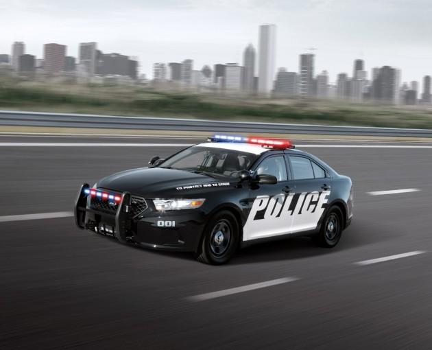 Ford Police Interceptor Repeats