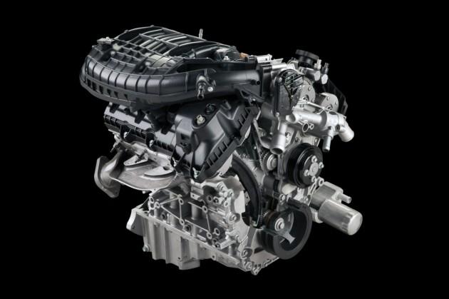 2015 F-150 3.5-Liter V6