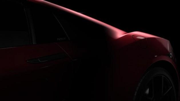 2015 Acura NSX Teaser