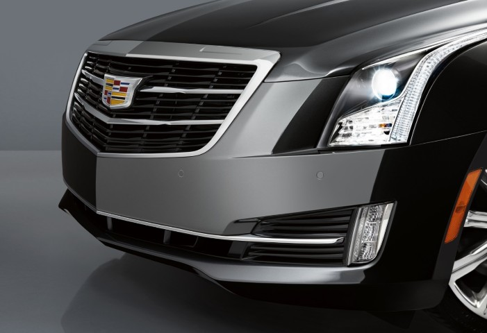 2015 Cadillac ATS Sedan Overview