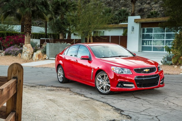 2015 Chevrolet SS Pricing
