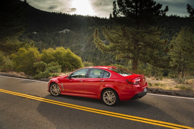2015 Chevy SS Manual Transmission