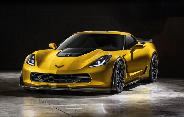 2015 Corvette Z06 in Mexico