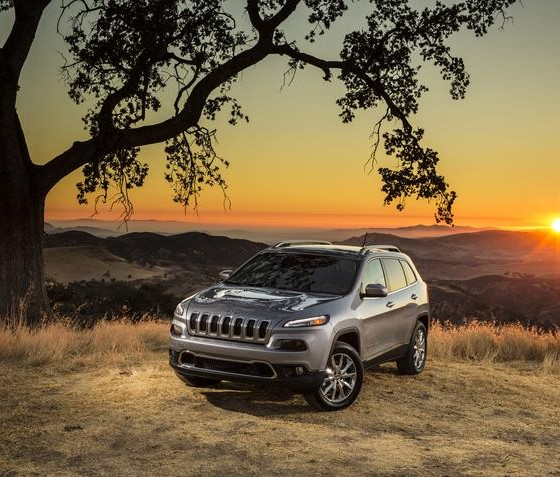 2015 jeep cherokee overview the news wheel. Black Bedroom Furniture Sets. Home Design Ideas
