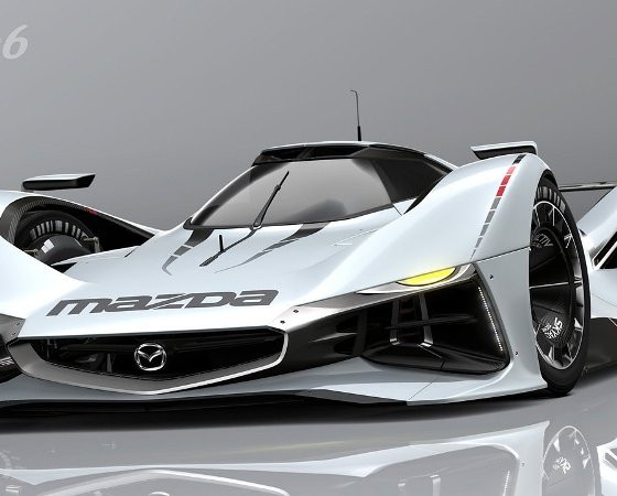 le mans inspired mazda lm55 vision ready to roar on playstation 4 the news wheel. Black Bedroom Furniture Sets. Home Design Ideas