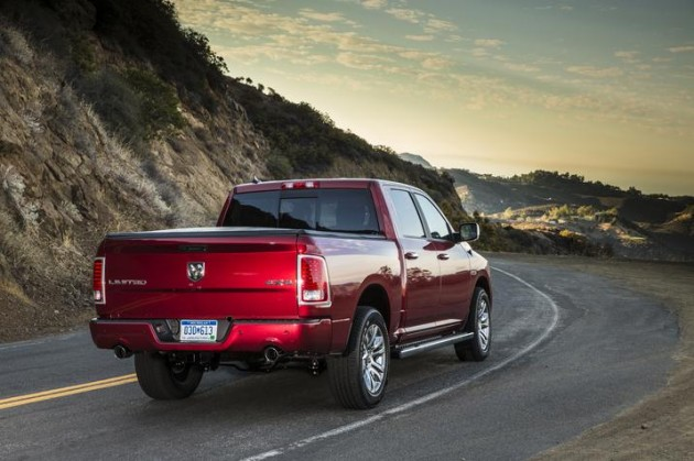 The 2015 Ram 1500 EcoDiesel was named Esquire Magazine's 2015 Truck of the Year