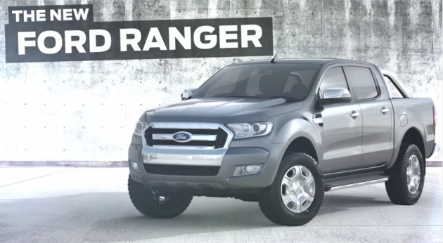 Ford Dealerships In San Antonio >> 2016 Ford Ranger Revealed: Will It America? (Probably Not) - The News Wheel