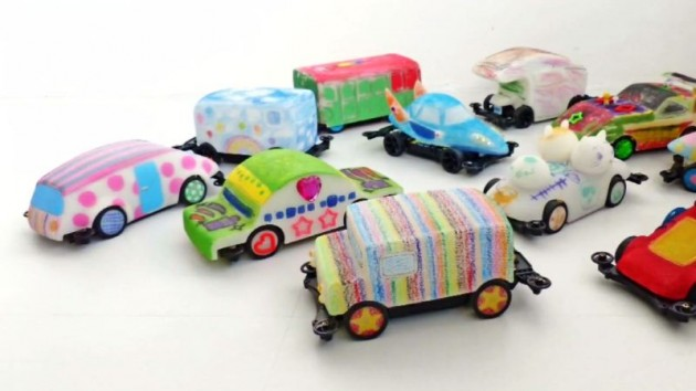 3D-Printed Children's Cars 7