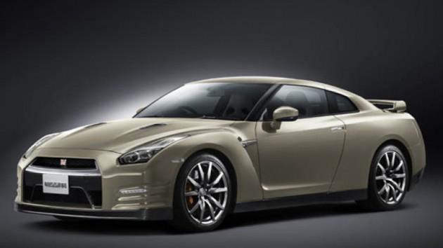 45th Anniversary GT-R