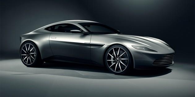 Aston Martin DB10 Bond Spectre 007