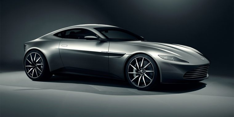 The new James Bond movie Spectre destroyed approximately $37 million worth of luxury cars during the film's production process, which included seven of the ten Aston Martin GB10 sport cars that were built exclusively to be used for car chase scenes