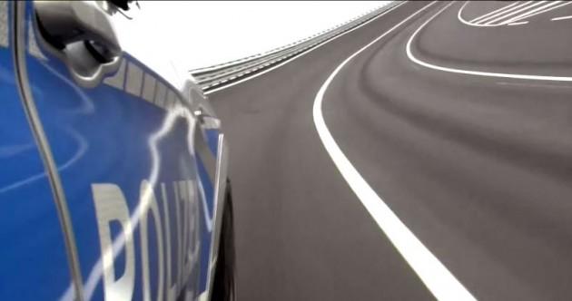 BMW X4 Police Car 4