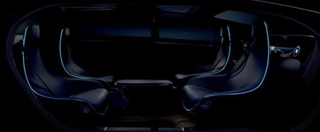 Mercedes CES Concept