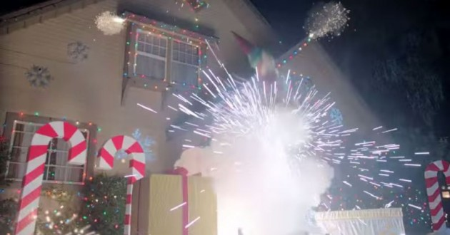 Christmas Vacation Hyundai Holidays  Elantra Commercial