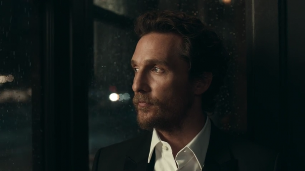 McConaughey Has an Existential Crisis