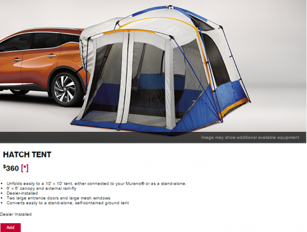 2015 Nissan Murano Configurator Open For Business The