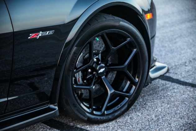 Hennessey's Z/28 performance upgrade