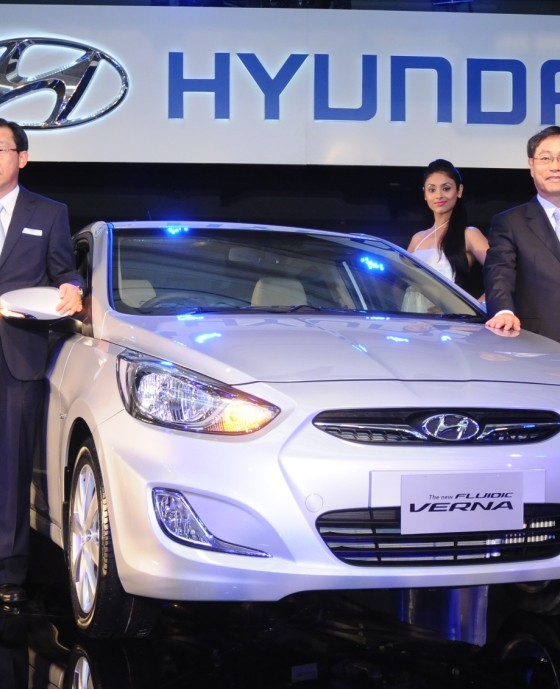 Hyundai Lineup 2015: Four International Hyundai Models Are Getting Makeovers
