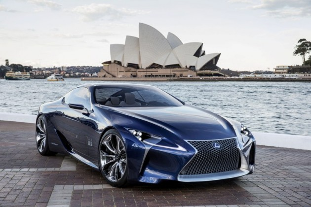 LC500 and LC500h
