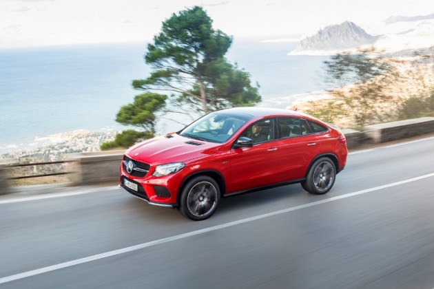 Mercedes-Benz GLE 450 AMG 4MATIC Coupe (2)