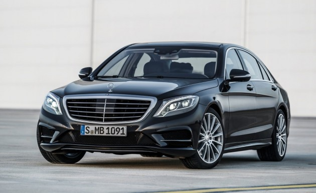 2014 Women's World Car of the Year Awards Mercedes-Benz S-Class