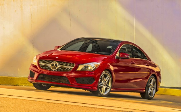 2015 CLA-Class pricing