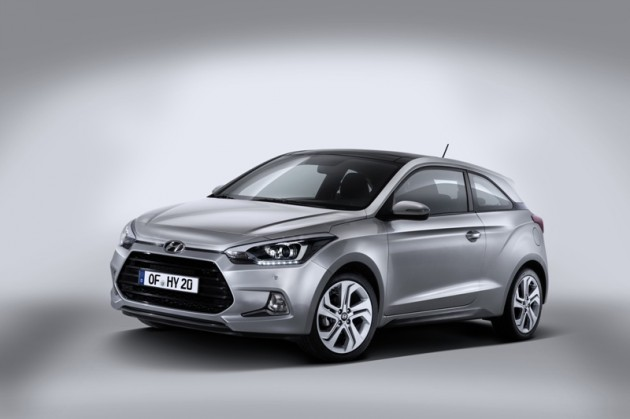 New Hyundai i20 Coupe i20