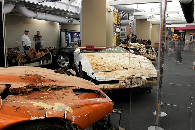 Restoration of the One Millionth Corvette