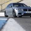 Pure Metal Silver BMW M5