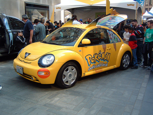 Toyota Of Surprise >> Pikachu Car, I Choose You! - The News Wheel