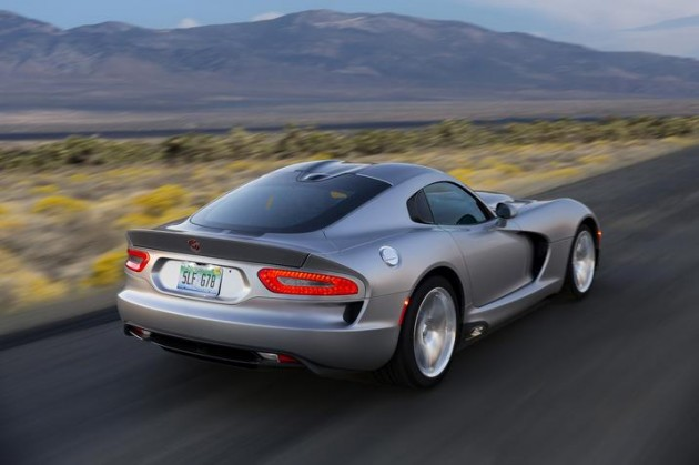 The 2015.5 Dodge Viper GTS and TA 2.0 Special Edition models join the 2015 Dodge Viper SRT (pictured) in the Viper lineup.