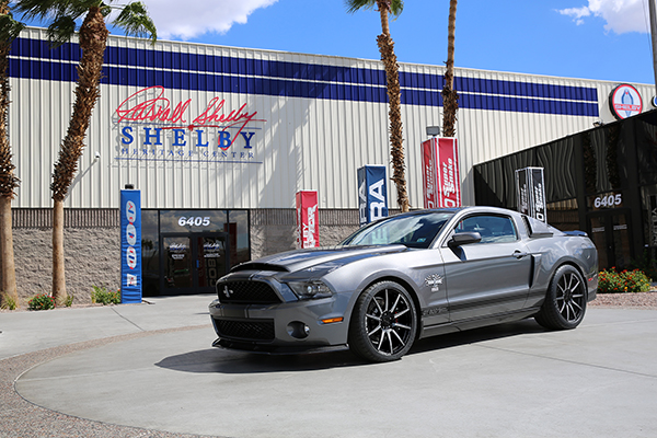 Shelby GT500 Super Snake Signature Edition
