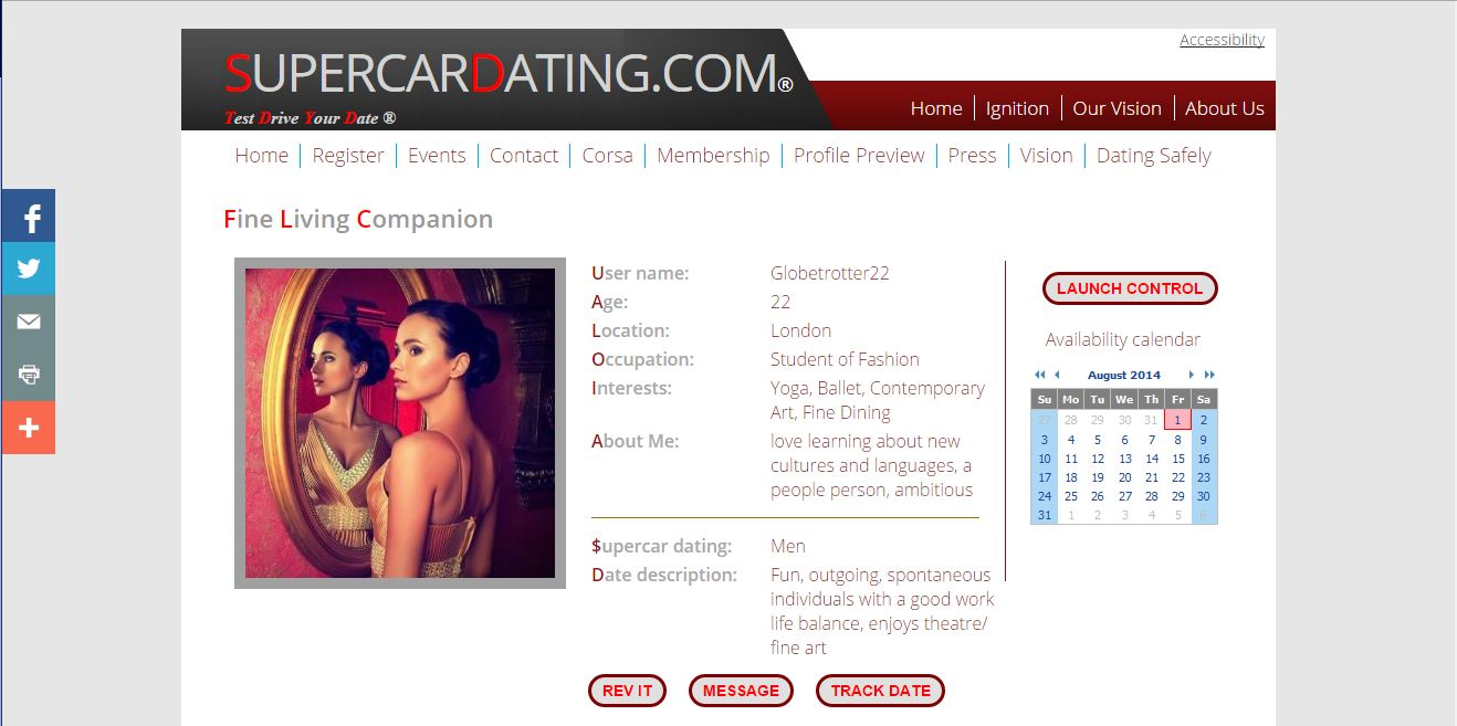 What are high rated dating sites