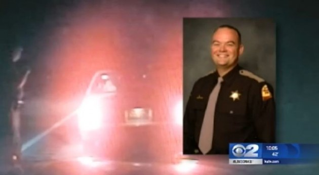 Police Escort a Utah Woman to Her Critically Ill Son