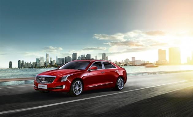 2014 Cadillac Global Sales