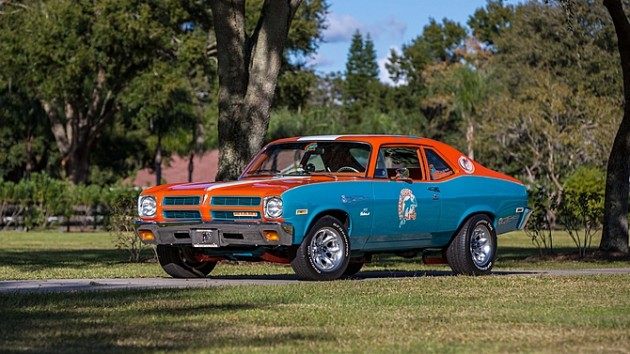 1972 Pontiac Ventura Miami Dolphins' Perfect Season 1
