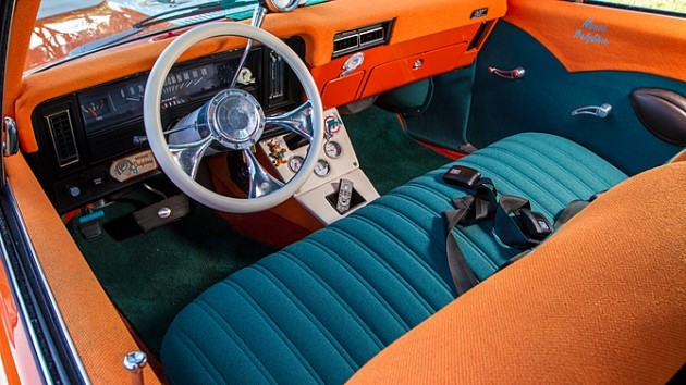 1972 Pontiac Ventura Miami Dolphins' Perfect Season 3