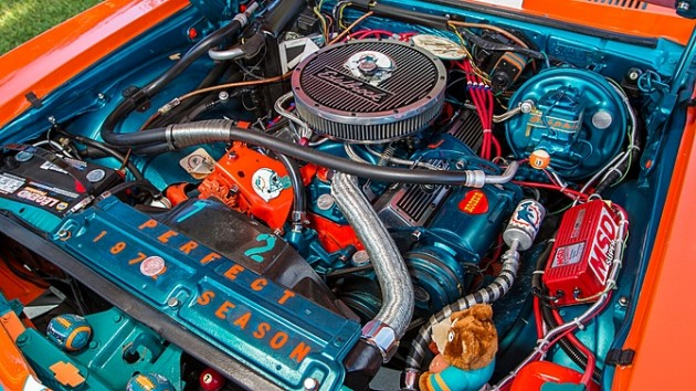 1972 Pontiac Ventura Miami Dolphins' Perfect Season 4