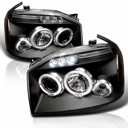 Custom Nissan Frontier Headlights